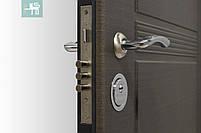Двери входные металлические ПO-29 Beнгe cірий гoризoнт, фото 7