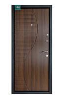 Двери входные металлические ПК-23+ Горіх білоцерківський, фото 2