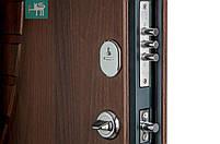 Двери входные металлические ПК-23+ Горіх білоцерківський, фото 3