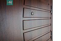 Двери входные металлические ПК-23+ Горіх білоцерківський, фото 4