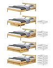 Дерев'яне ліжко Нота Бене Естелла ™, фото 8