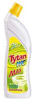 Средство для чистки и дезинфекции унитазов 500мл (Лимон) - Tytan
