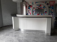 Барная стойка с 3D панелями под заказ, фото 1