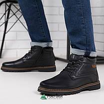 Ботинки мужские зимние на меху -20 °C, фото 2