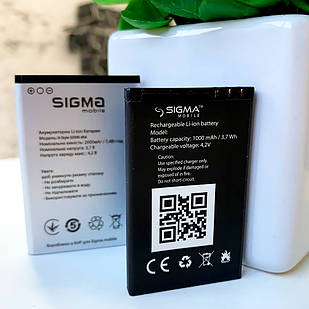 Аккумулятор (Батарея) Sigma x-treme DT68