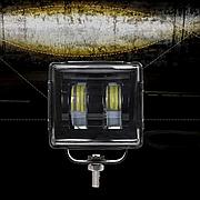 Дополнительная LED фара Allpin (четкая свето-теневая граница) 30Вт (8842ST30C)