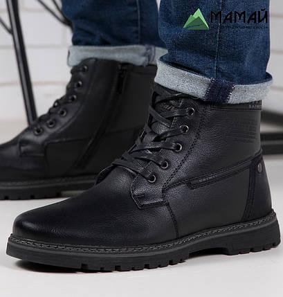 Ботинки мужские зимние на меху -20 °C 45р, фото 2