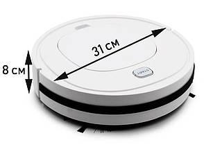 Автоматический умный робот-пылесос ES 32 | Смарт-пылесос, фото 2