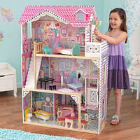 Домик для кукол KidKraft Annabelle 65934