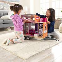 Игровой набор KidKraft Кукольный домик прицеп Teeny House (65948)