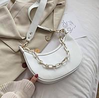 Женская сумка кросс-боди, мини сумка клатч, маленькая сумочка через плечо для девушек бананка