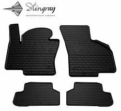 Резиновые коврики в автомобиль Volkswagen Passat B6 2005-2010 (Stingray)