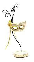 """Подставка под бижутерию """"Венецианская маска"""" 39х14х8см (26322)"""