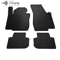 Резиновые коврики в автомобиль Volkswagen Passat B7 (USA) 2010- (Stingray)