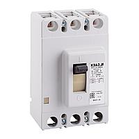Автоматические выключатели ВА 51-35М2 125-160А