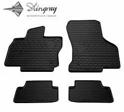 Резиновые коврики в автомобиль Volkswagen Passat B8 2014- (Stingray)
