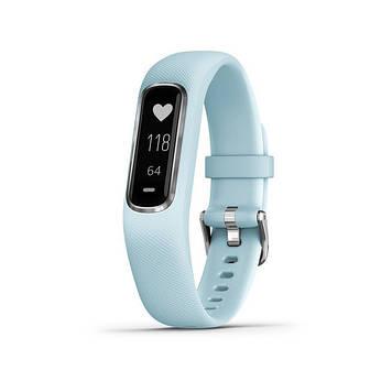 Фитнес-браслет Garmin Vivosmart 4 Blue (010-01995-04)
