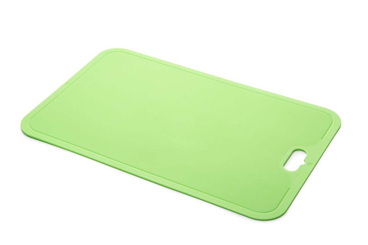 Доска разделочная пластиковая Berossi Funny XL 35х25 см салатный