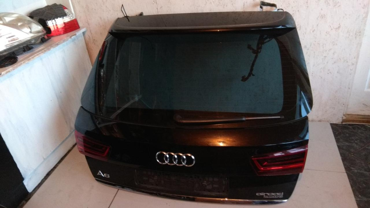 Крышка багажника Audi A6 C7 Allroad 2015 гг