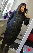 Стильна жіноча зимова куртка норма і батал синтепон 200 новинка 2020