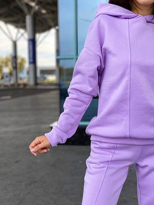 Теплый спортивный костюм на флисе, фото 2