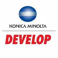 Запчасть FUSING INLET ROLLER ASSY Konica Minolta / Develop (A5AWR70E11)