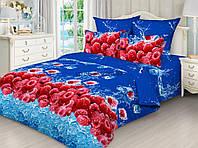 Бязь для постельного белья Малинки 3Д 220 см