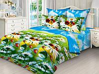 Бязь для постельного белья Лето ромашки 3Д 220 см