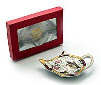 """Подставка под чайные пакетики 11,5см """"Утки"""" (23138)"""