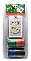Покерный набор в блистере колода карт,48 фишек 26х11х4см (23723)