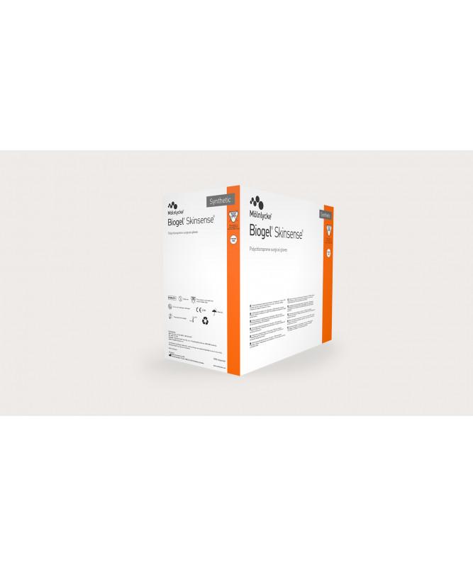 Перчатки хирургические неопреновые стерильные Biogel® Skinsense®, размер 8.5 (1 пара)