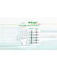 Перчатки хирургические неопреновые стерильные Biogel® Skinsense®, размер 8.5 (1 пара), фото 3