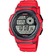 Casio Collection AE-1000W-4AVEF World Time Watch