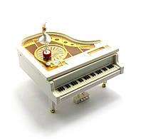 Рояль музыкальная игрушка 14х16х15см (27981)