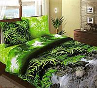 Бязь для постельного белья Водопад 3Д 220 см