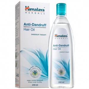 Масло от Перхоти Anti-Dandruff oil, 100 мл, Himalaya, Хималая, оригинал, сроки до 09-2022 Ayurveda