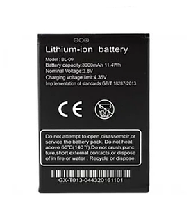 Аккумулятор (Батарея) THL T9 / T9 Pro  BL-09 Original