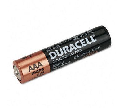Батарейки   Duracell ААА