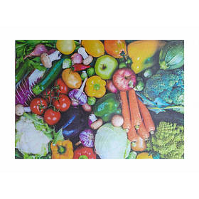 Разделочная доска 40 x 30 см Snt 9553 Овощи