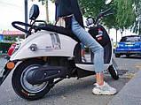 Электро-скутер AISHI GO белый лак, фото 2