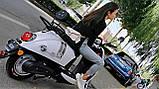 Электро-скутер AISHI GO белый лак, фото 3