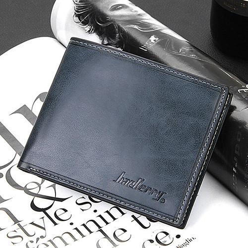 Чоловічий гаманець Baellerry синій