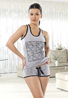 Пижама женская. Код: 4316