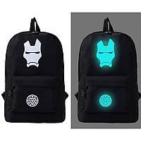 Рюкзак унисекс с подсветкой, черный рюкзак, рюкзак с рисунком 2021 СС-6756-10