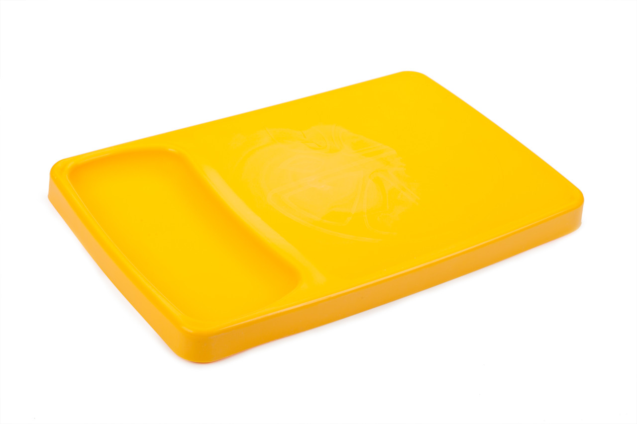 Доска разделочная пластиковая с лотком Berossi Krita 37х24 см лето