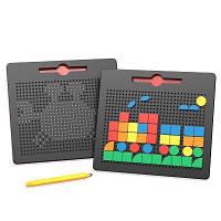 Магнітний планшет - мозаїка 112 деталей