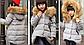 Зимняя куртка пуховик на девочку, фото 2