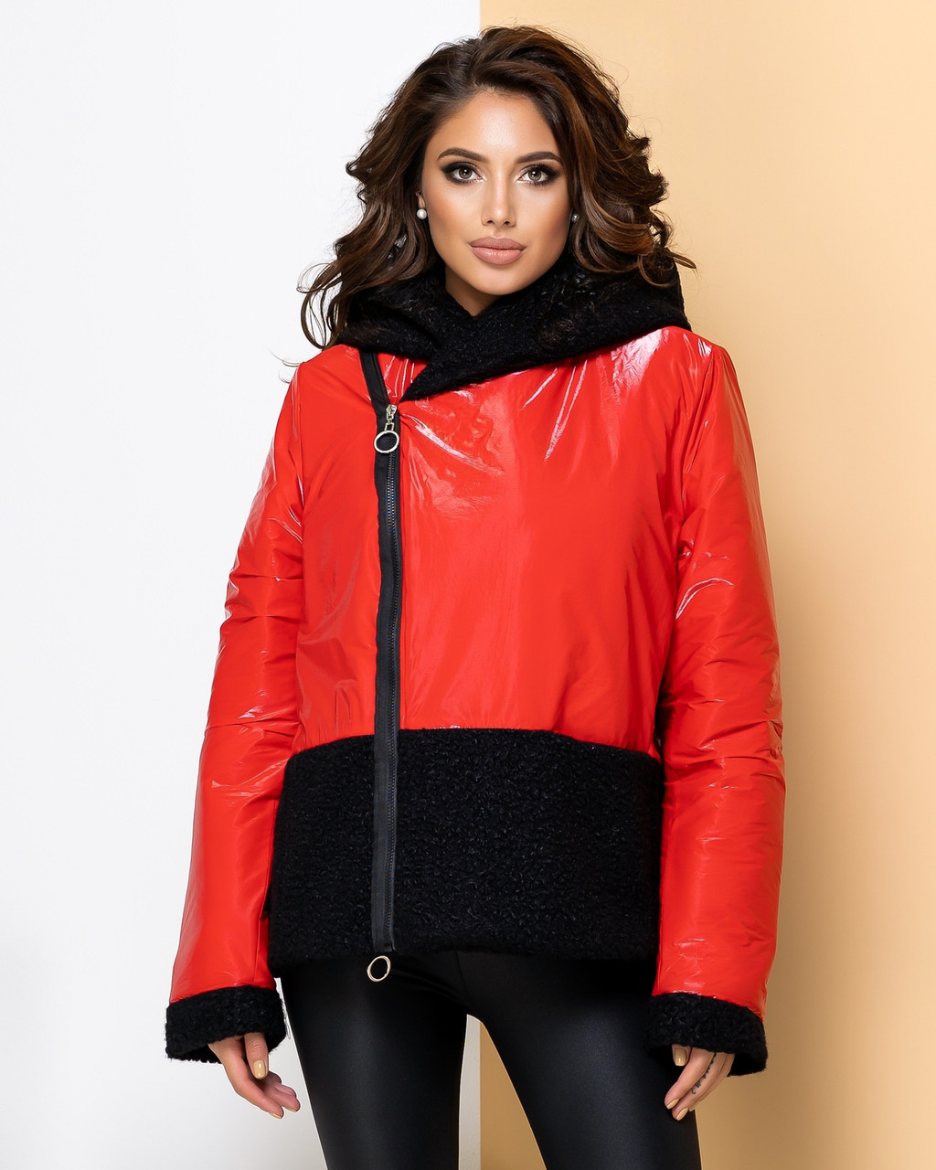 Куртка Двусторонняя с Букле 5376,18