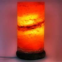 """Соляная лампа """"Цилиндр"""" 3-4кг (22480)"""