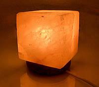 """Соляная лампа """"Куб"""" (23077)"""